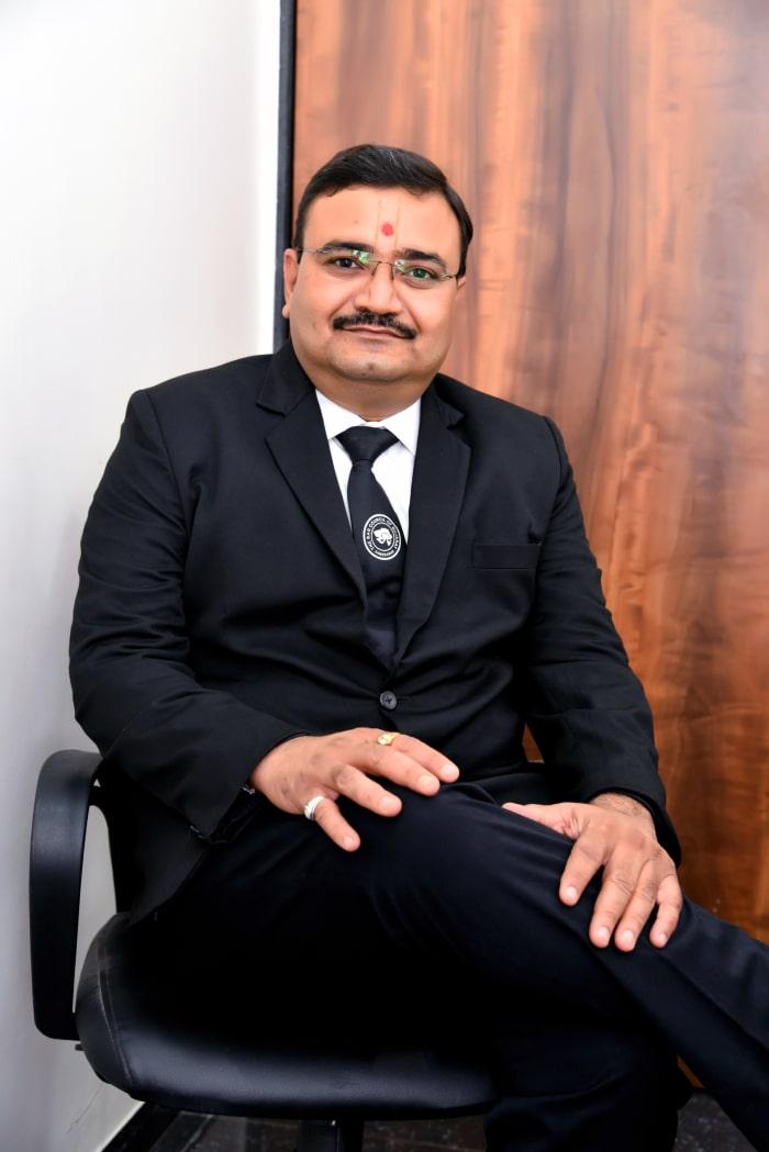 Krishnakant R. Raval