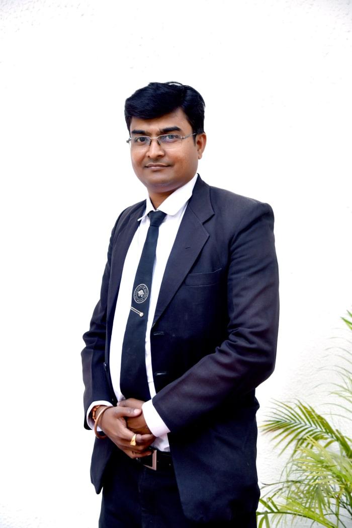 Kaushal R. Modi