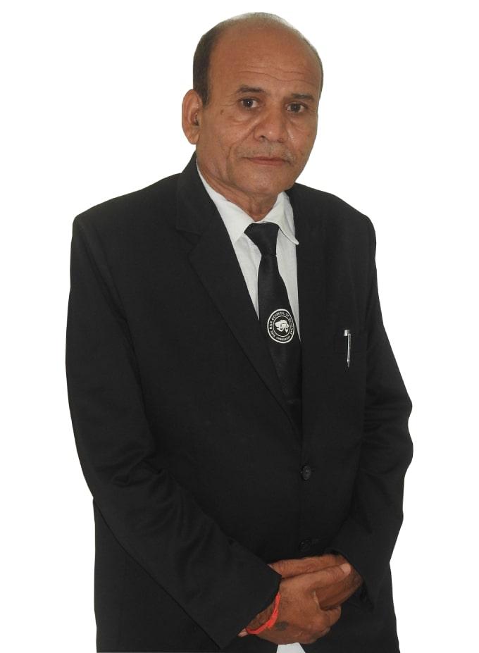 Shailesh R. Raval